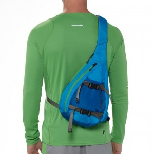 patagonia atom sling bag - mens