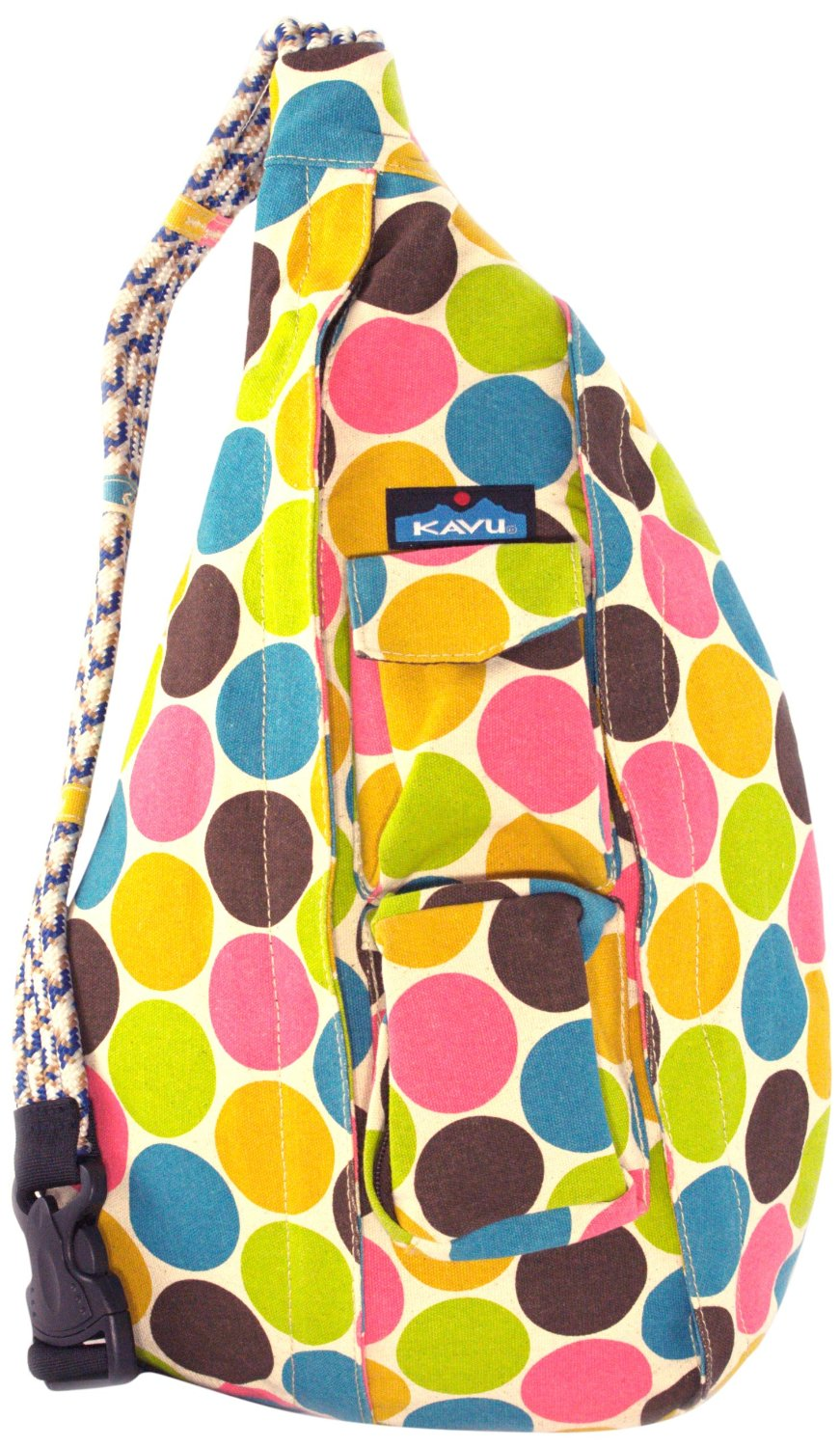 Kavu sling bag comes in a variety of colours. Image from Kavu website.