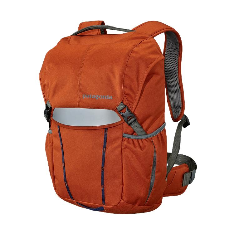 patagonia critical mass bag in orange