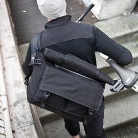 roll top messenger bag - mission workshop rummy