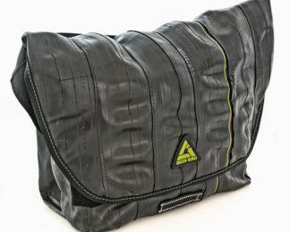 Green Guru Gear FREEWHEELER MESSENGER Bag front view