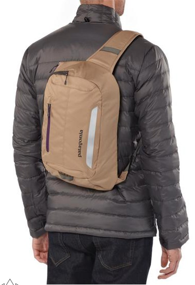 patagonia mass sling bag rear