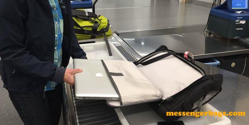 ecbc trident messenger bag fastpass