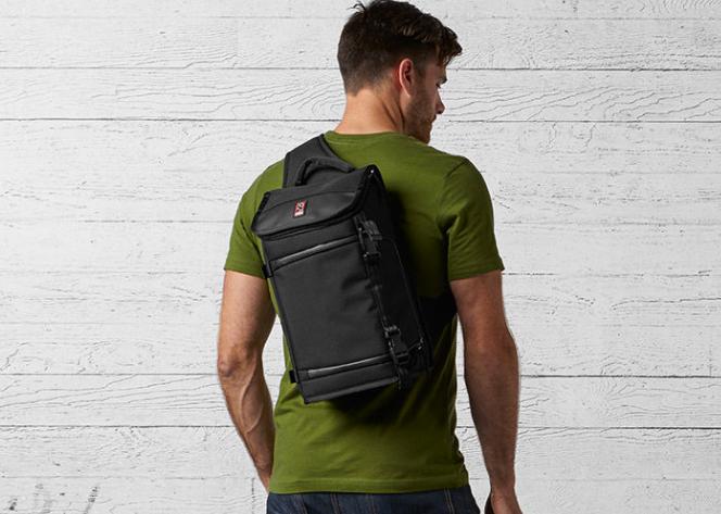 The Chrome Niko Messenger Bag