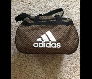 Adidas ~25 Liter duffel bag