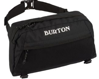 Burton Beeracuda Sling Cooler Bag 2021 in Black | Polyester