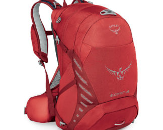 Osprey Escapist 25 Backpack - S/M - Cayenne Red