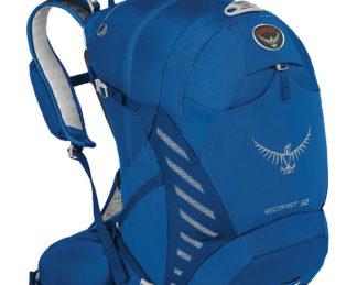 Osprey Escapist 32 Backpack - M/L - Indigo Blue