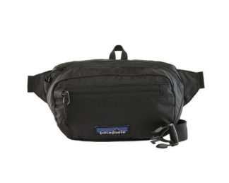 Patagonia Ultralight Black Hole Mini Hip Pack 1L