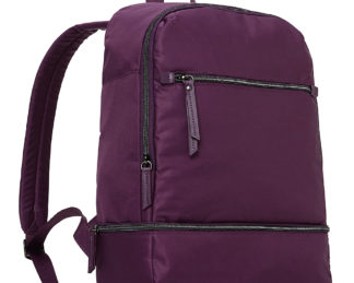 eBags Haswell Laptop Backpack Plum - eBags Business & Laptop Backpacks
