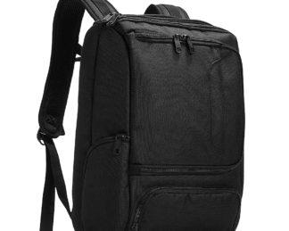 eBags Pro Slim Jr Laptop Backpack Solid Black - eBags Business & Laptop Backpacks