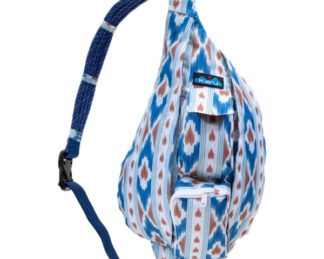 KAVU Rope Sling Bag - Multi