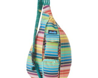 KAVU Rope Sling Bag - Summer Stripe